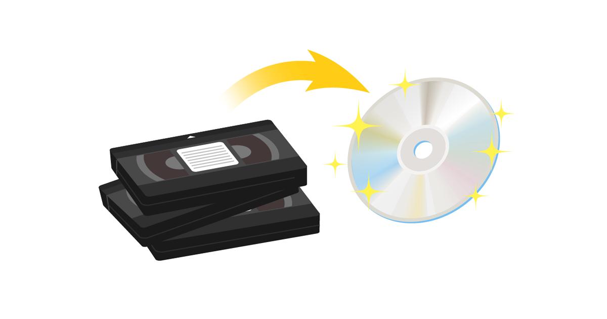 ビデオ テープ を dvd に ダビング する 機械