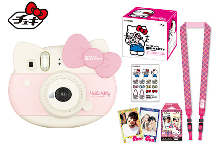 �g�`�F�L�h instax mini HELLO KITTY