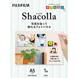 シャコラ(shacolla) 壁タイプ A5サイズ(フジフイルム)格安セール一覧