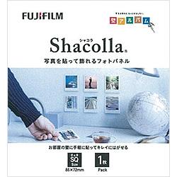 シャコラ(shacolla) 壁タイプ チェキSQサイズ(フジフイルム)激安セール速報