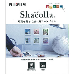 シャコラ(shacolla) 壁タイプ 5枚パック チェキSQサイズ(フジフイルム)激安通販一覧