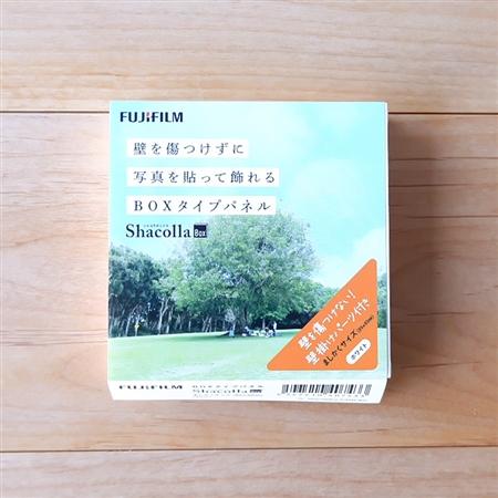 ShacollaBox(シャコラボックス) ましかくサイズ(89×89mm) ホワイト(フジフイルム)激安通販ランキング