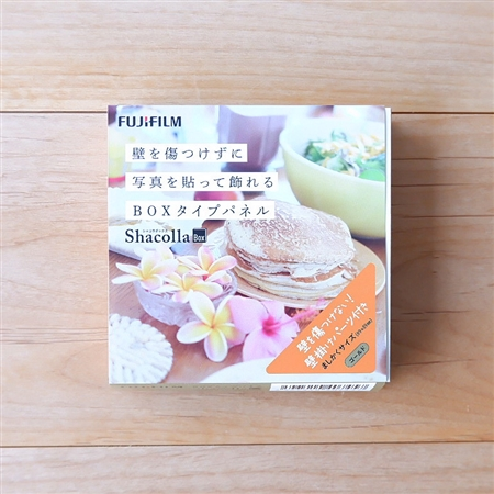 ShacollaBox(シャコラボックス) ましかくサイズ(89×89mm) ゴールド(フジフイルム)格安セール一覧