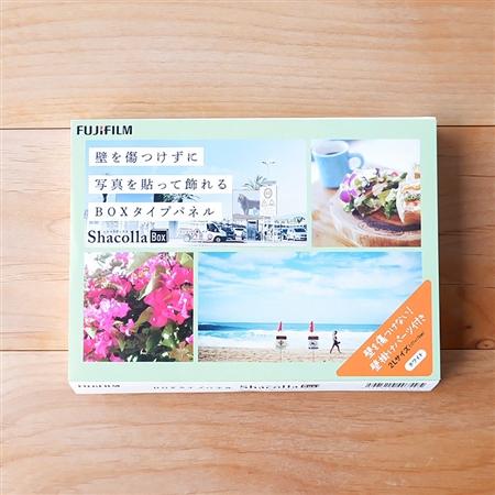 ShacollaBox(シャコラボックス) 2Lサイズ ホワイト(フジフイルム)格安通販速報
